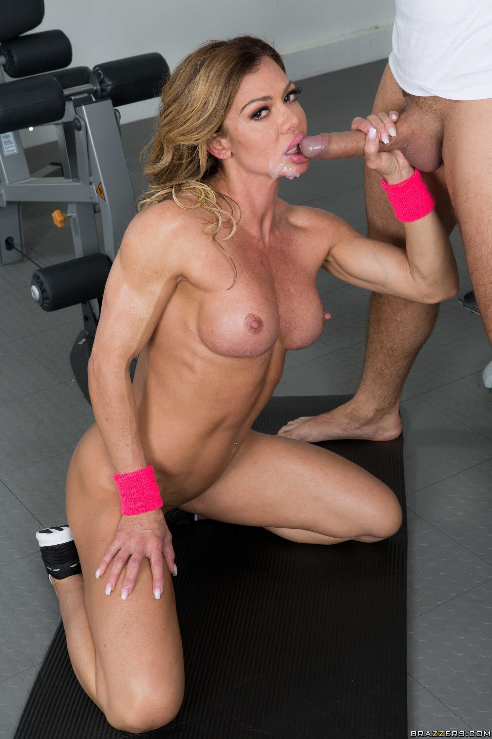Fitness porn clips